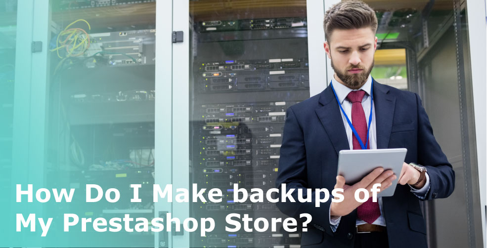 Backup Prestshop Thirtybees