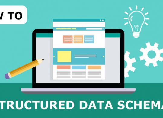 HowTo structured data