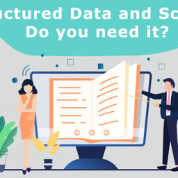 Implement structured data to course website