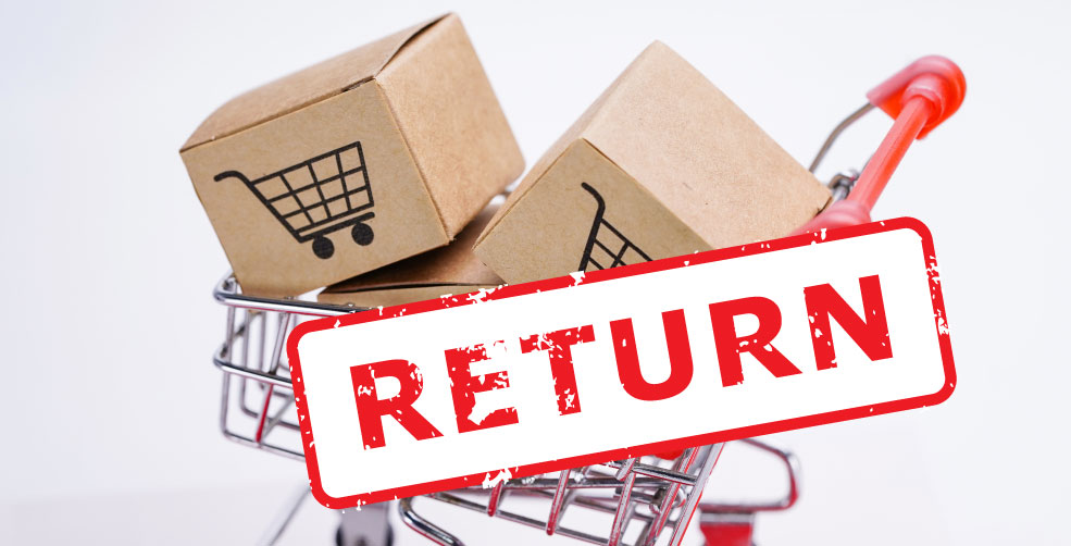 Strategies to mitigate product return
