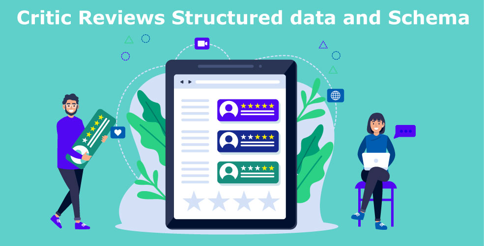 Critic Reviews Structured Data