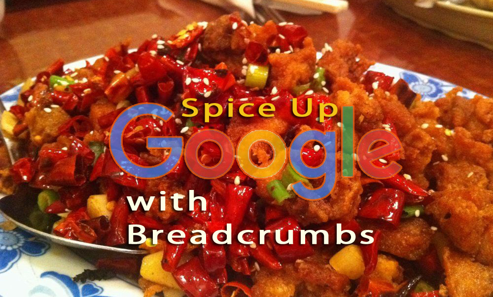 breadcrumbs is Important for SEO