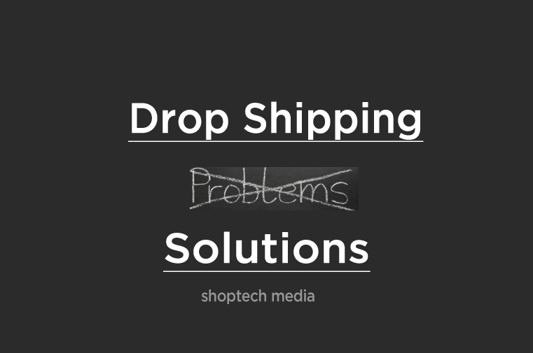 dropshipping issues