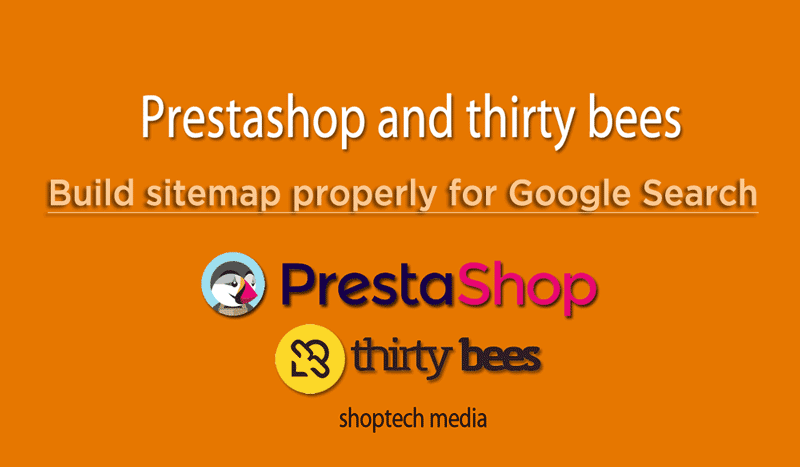 build sitemap prestashop