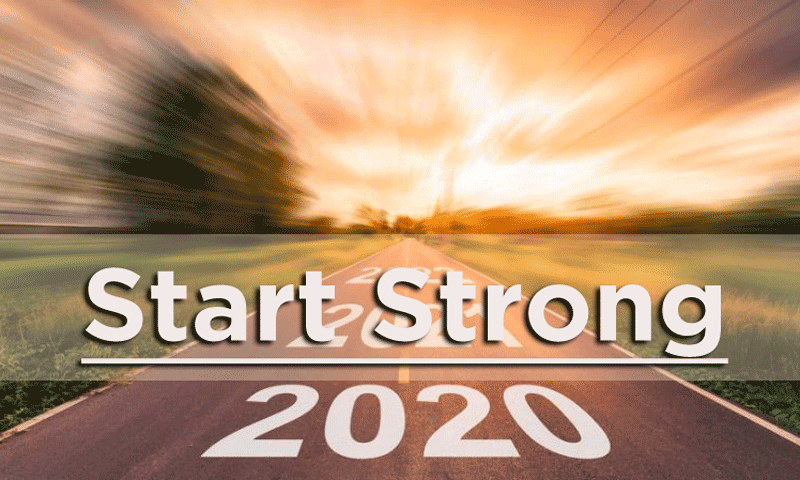 strong 2020 business