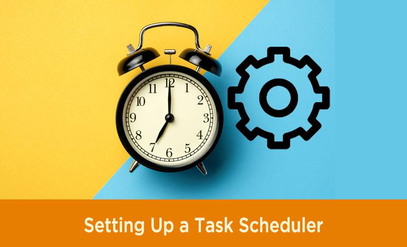 task scheduler module