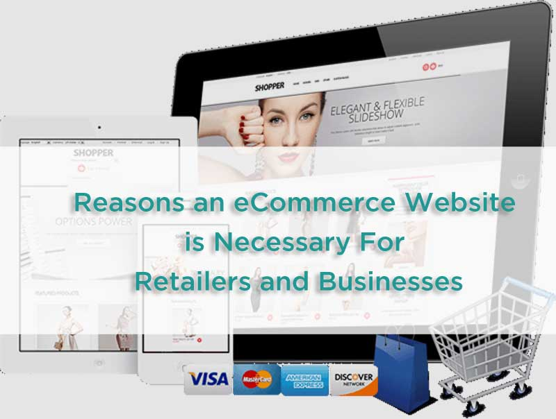 ecommerce website is necessary