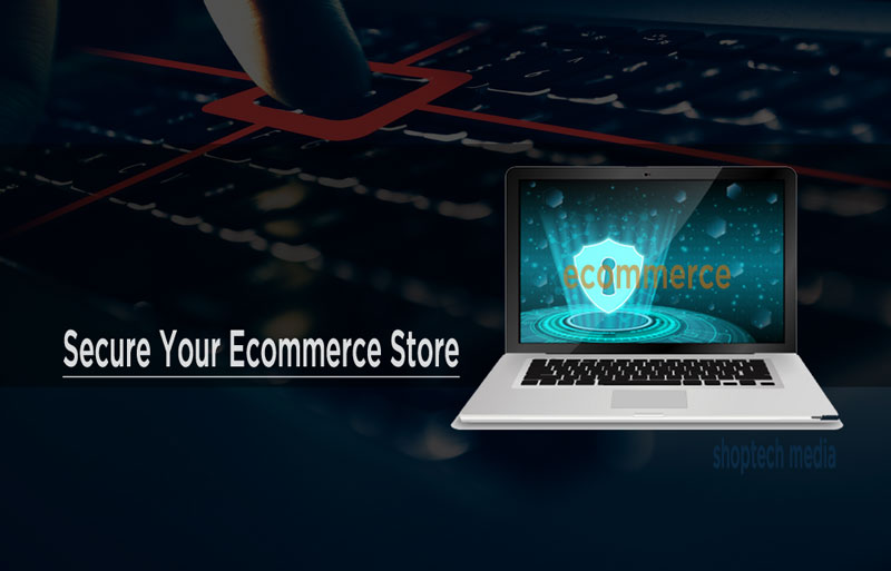 secure ecommerce store