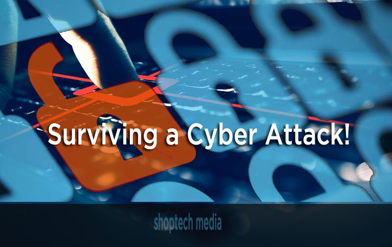 survive a cyber attack