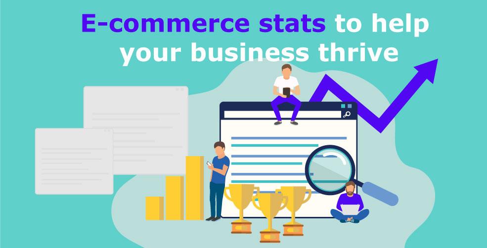 top 20 ecommerce stats